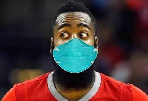 据透露!哈登今年夏天感染了新冠肺炎